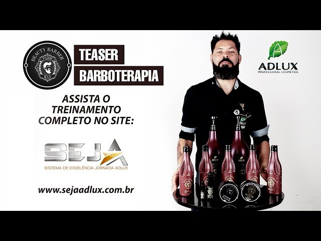 Teaser Barboterapia com Leandro Cordeiro