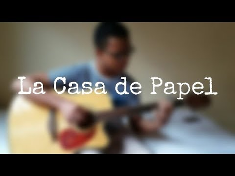 La Casa de Papel  My Life Is Going On - Cecilia Krull  Luan Nogs Fingerstyle Guitar + Tablatura