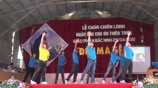 Vũ Điệu: Như Cha Sai Thầy - AE ƯS SV đang học tại Hà Nội - GP Bắc Ninh