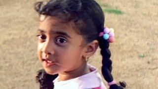 Baby Kavya calls a boy a pig - Little Soldiers Movie Scenes - Ramesh Arvind, Heera