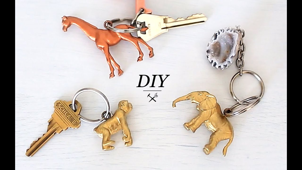 Key Ring Chains Craft