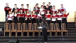 Иисус Предвечный Бог - молодёжный хор (Храм Спасения)