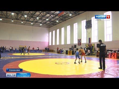 Тверская область приняла турнир по вольной борьбе «За други своя»