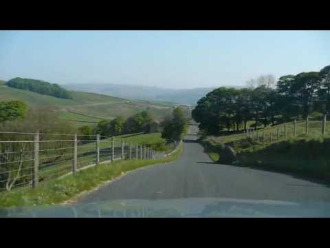 Yorkshire Dales: Oughtershaw to Askrigg drive