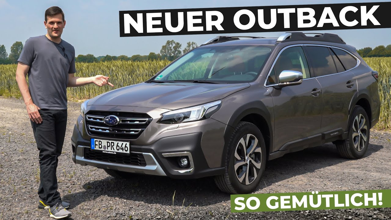 Subaru Outback 2.5i Platinum (2021) Review / Fahrbericht - Was kann der eigentlich nicht?!