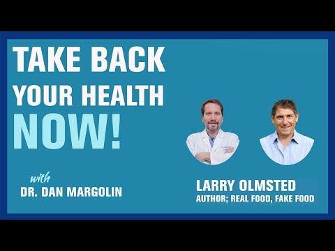 48: Interview with Larry Olmsted, Author of Real Food, Fake Food
