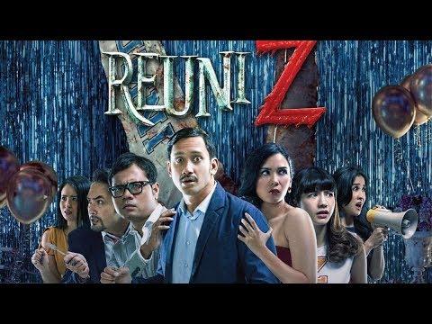Official Trailer REUNI Z Bioskop  film komedi zombie indonesia