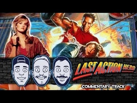 Last Action Hero Jaboody Commentary Track