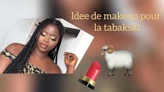 IDEE MAKEUP POUR LA TABASKI//WOLOF// SellEvabeauty