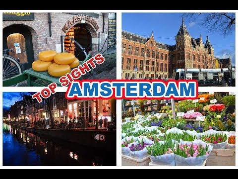Amsterdam, Centrum, Red Light District, Canals, Cruise, Top Sights,  Netherlands