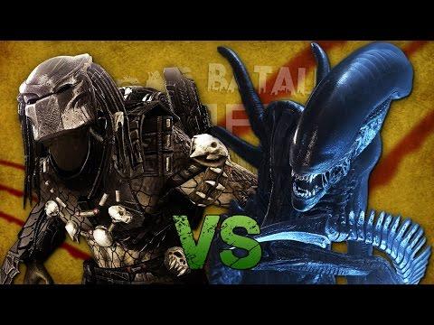 Alien vs Predator. Épicas Batallas de Rap del Frikismo T2 | Keyblade