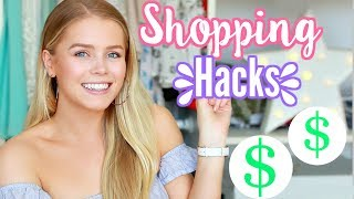 CLOTHING SHOPPING HACKS | Save Money & Make Good Decisions