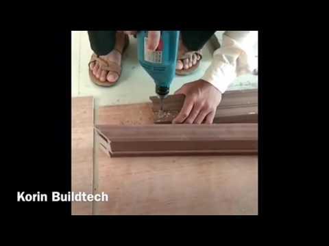 WPC Door Frame : ECA Model by Korin Buildtech