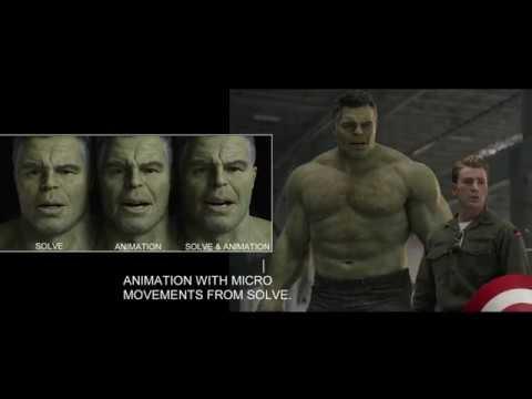 Avengers: Endgame | VFX Breakdown | Framestore