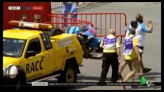 Detik-detik Kecelakaan Luis Salom di sirkuit MotoGP Catalunya dan Lihat Video Semasa Kecilnya