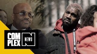 Dame Dash on Kanye: 'I Think It's Very Clear That There's an Imbalance'