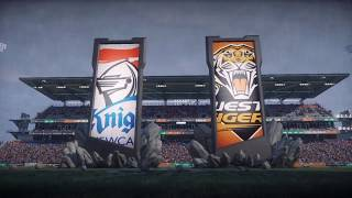 WEST TIGERS CAREER - ROUND 10 - RUGBY LEAGUE LIVE 3