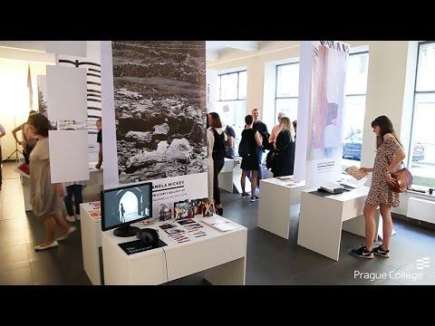 Prague College School of Art & Design 2017 Final Shows (SHORT)