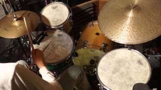 Hihat rocking technique