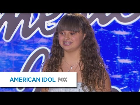 Michelle Marie - Audition - AMERICAN IDOL