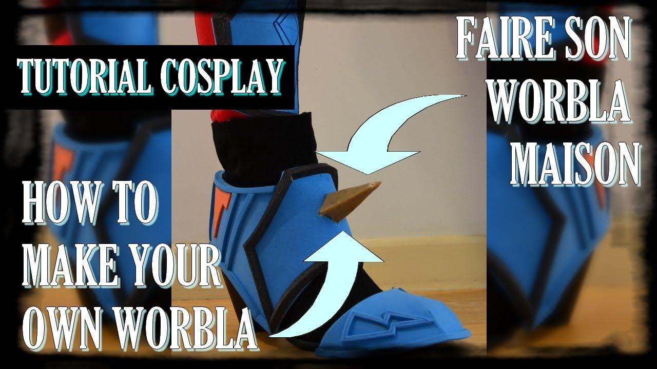 Tuto Cosplay: Worbla Maison / Worblapie - YouTube