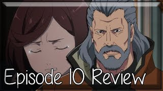 Breaking the Curse - Fairy Gone Episode 10 Anime Review