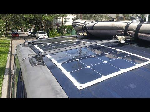 Van Life Solar Problems