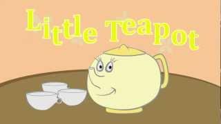Nursery Rhymes - I am Little Teapot - Песни для детей