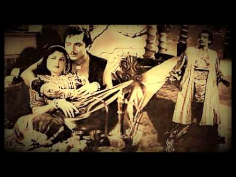 YEH MEHFIL SITARON KI ... SINGERS, HEMANT KUMAR & ASHA BHOSLE ... FILM, ARAB KA SAUDAGAR (1956)