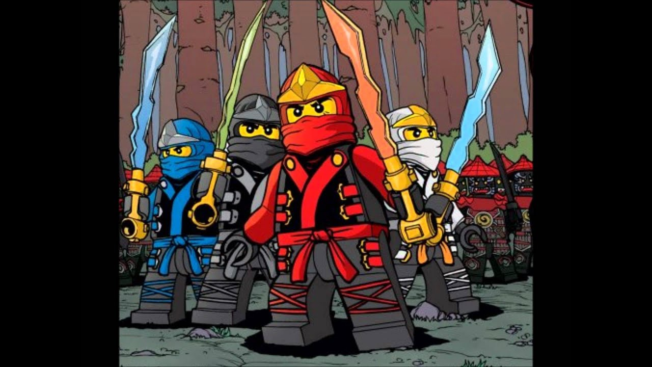 Lego Ninjago 2013 Youtube