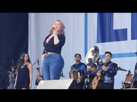 Chiquis Rivera in Dallas Texas May Festival