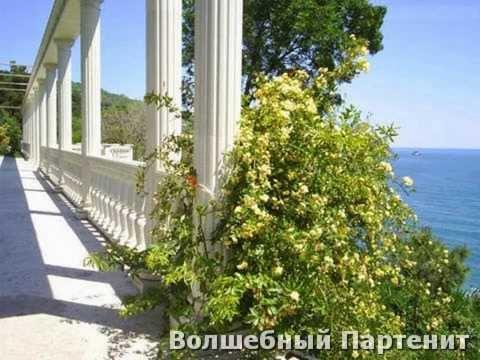 Сдам мини-квартиру в пгт Партенит (южный берег Крыма)