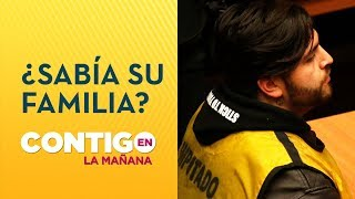 Los secretos de Felipe Rojas ¿Su familia sabía del crimen de Fernanda Maciel? - Contigo en La Mañana