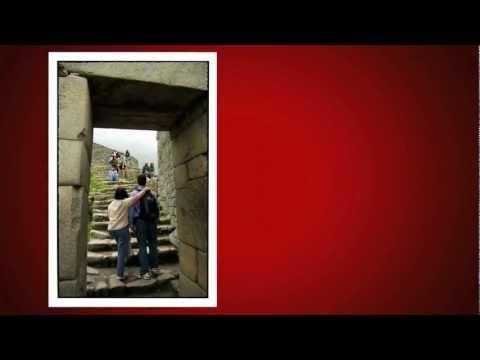 Machupicchu - Lost City of the Incas