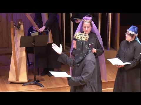 Colorado State University Medieval Music Concert 11-16-17