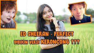 Download lagu Ed Sheeran - Perfect versi Keroncong cover by Okky Kumala & Remember Entertainment