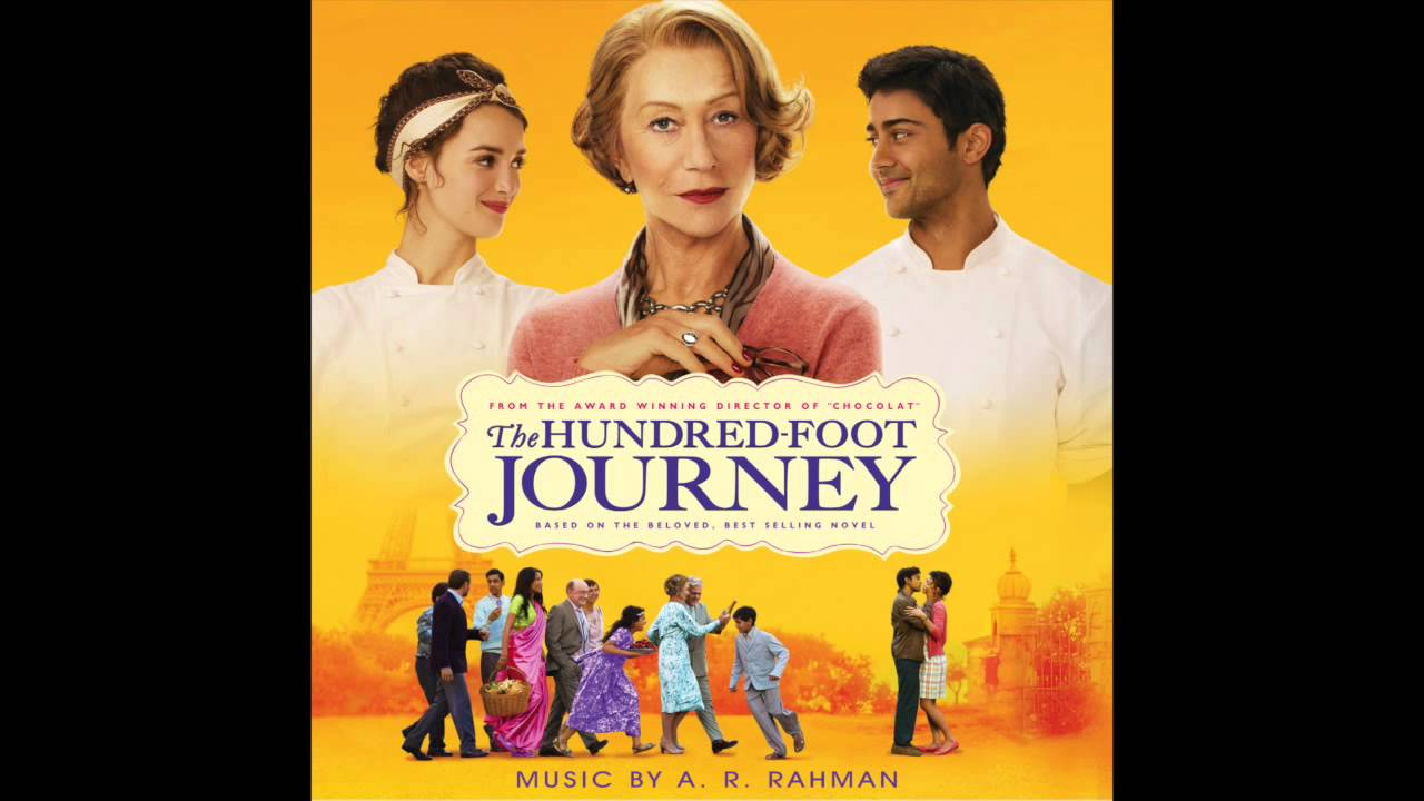 Afreen - The Hundred Foot Journey | Official A.R.Rahman