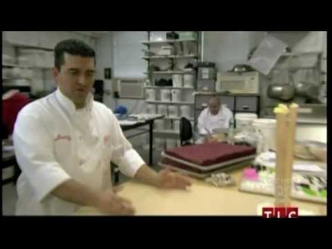 Cake Boss: Zombie Cake Travel Video