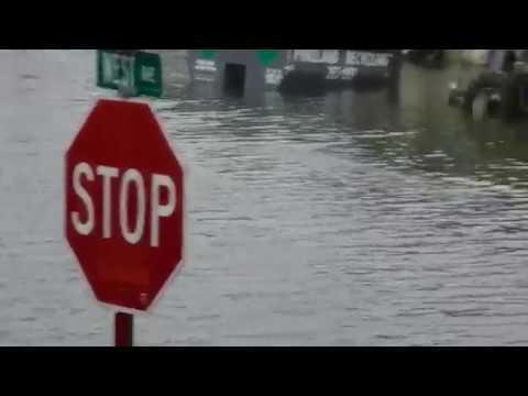 Flooding, Ocean City, NJ. October 27, 2018