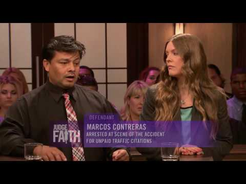 Judge Faith  Harley Slam; Summer of 2013 Season 1: Episode 7
