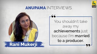 Rani Mukerji Interview with Anupama Chopra | Mardaani 2 | Film Companion