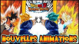 NOUVELLES ANIMATIONS ! MAGNIFIQUE ! DONT LR GARANTI ! | MAJ 3.13 | DRAGON BALL Z DOKKAN BATTLE FR