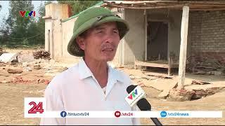 Hệ lụy từ khái thác cát biển trái phép tại Thanh Hóa | VTV24