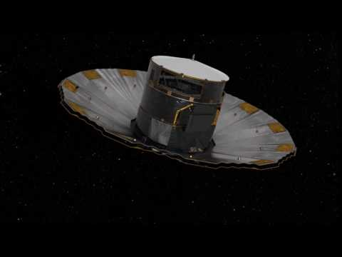 Gaia (Spacecraft) Sunshade Deployment ~ ESA / ATG Medialab ~ June 24, 2013