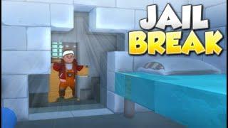 SNEAKY JAILBREAK! - Scrap Mechanic Multiplayer Gameplay - Cops & Robbers Challenge