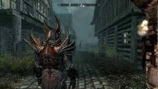 Skyrim Dawnguard - Подземелье вампиров - серия 1