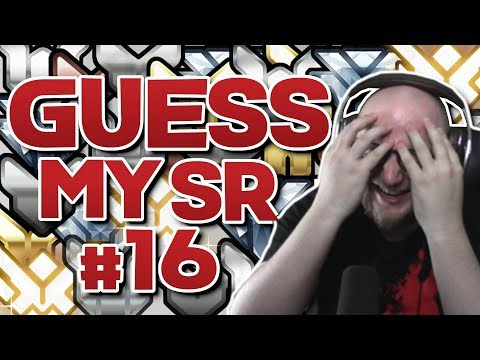 Jayne Guess My SR #16