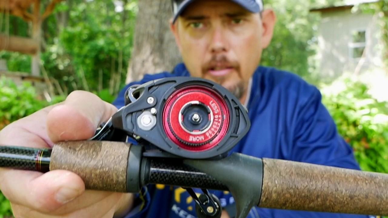 KastKing Spartacus Baitcasting Reels Freshwater Lure Multi Color Fishing Reel