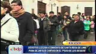 Día de Santa Rosa de Lima - Buenos Días Perú