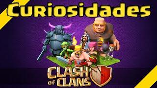 Clash of Clans - 5 Curiosidades sobre o Clash of Clans! O Melhor Vídeo!